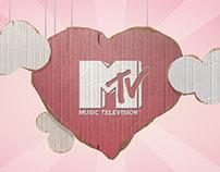 MTV Portugal - Valentine's Day campaign concept