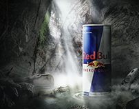 Red Bull cave