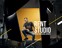 LOCATION rent studio