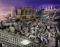 Album Cover Art Commission