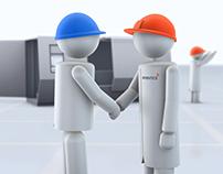 Systemtechnik - Animationsfilm von Tecmotion