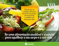 Apresentação Alimentação Saudável