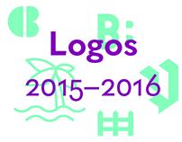 Logos 2015–2016