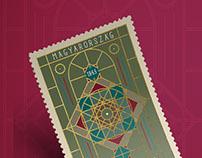 Vigado 150 Stamp