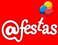 @Festas - Maior Loja de Artigos para Festas do Brasil