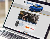 Website - All Pneus