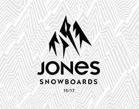 Jones Snowboards 16/17