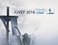 Projeto Gráfico - Congresso JUVEP 2016