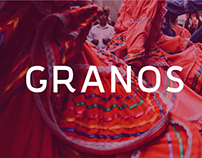 BRANDING | Granos Restaurant