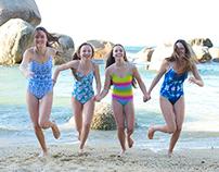 LuLu Teen Swimwear - Mixed Prnts