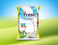 Milk Powder Packaging