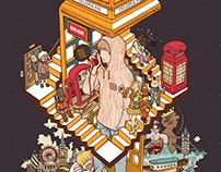 book cover illust