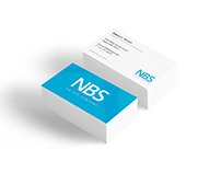 NBS, an OSG Company, Branding & Collateral