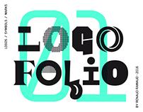 Logofolio 01 - logos / symbols / marks