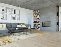 3D // interior design | Zákamenné