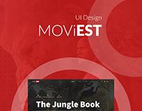 MOViEST User Interface Design