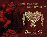 Bariki Jewellery | branding design pitch