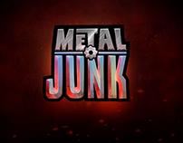 "Grupo W - ""Metal Junk"" app/game trailer."