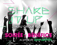 Shake it up !
