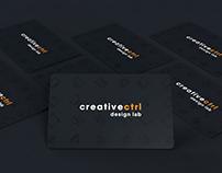 Creative Ctrl - Brand Identity