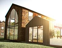 Renovated Farm House Visuals