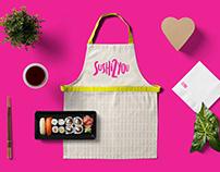Sushi 2 You - Rebranding