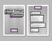 River Cottage Canteen — Logo & Menu