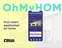 Smart home application