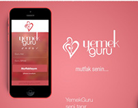 Yemek Guru App / social Food