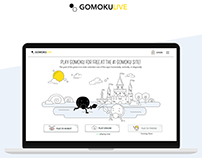 Website for Online Gomoku