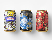 23 packaging concepts with illustrations