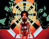 2001: A Space Odyssey Fan Posters