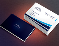 Business Cards for ALLAL international