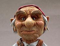Hoggle Sculpture