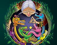 Hungarian Folk Tales / 7th Book /