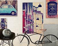 European Photograph Canvases & Prints for Sale