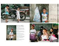ARIA Children's Fund: Brochure Booklet
