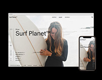 Surf Planet™