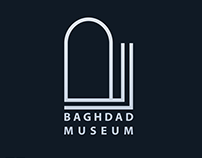 BAGHDAD MUSEUM LOGO