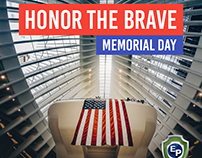 Let's Honor The Heroes!