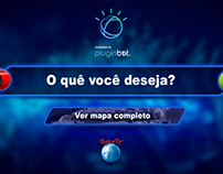 ROCK IN RIO - Layout de Interface para APP da Pluginbot