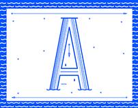 - Sea Free Font -