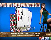 Ciri Ciri Link Poker Online Terbaik