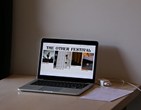 Website - The Other Festival