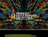 HENNESSY X JUICE ONLINE, Editorial Landing Page