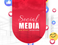 Social Media ♢ 2018 Real estate