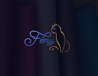 Femy Sylvester Logo Design