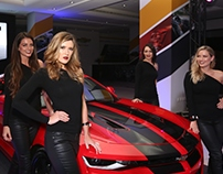 NEW CHEVROLET CAMARO OFFICIAL LAUNCH 2016