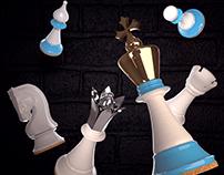 Chess Set VIRTUDES