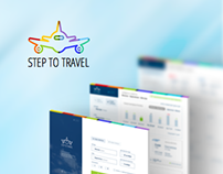 Buy airplane tickets online with Step to Travel